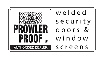 prowler proof security screens